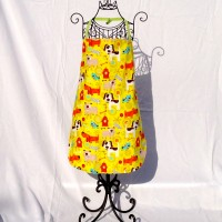 Puppy Dog Apron – Size S, M, and L
